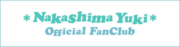 Nakashima Yuki Official FanClub